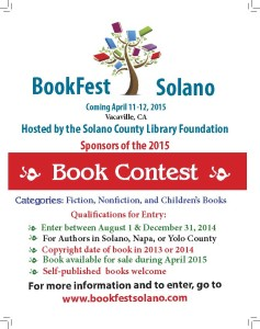 Bookfest Solano 2015