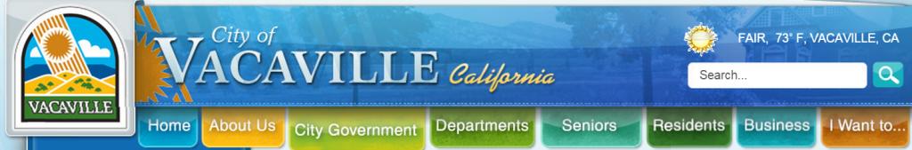 Vacaville California
