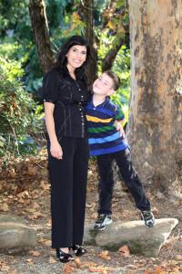 Christina Baird and sweet Chris Baird